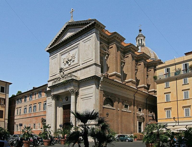 San Salvatore Lauro Rome.jpg