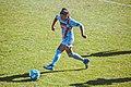 San lorenzo rosario central futbol femenino titi nicola 14.jpg
