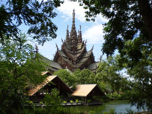 Sanctuary of Truth 001