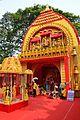 Sanctum - Durga Puja Pandal - Biswamilani Club - Padmapukur Water Treatment Plant Road - Howrah 2015-10-20 6028.JPG