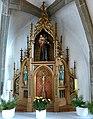 Sankt Oswald bei Freistadt Pfarrkirche - Altar Antonius.jpg