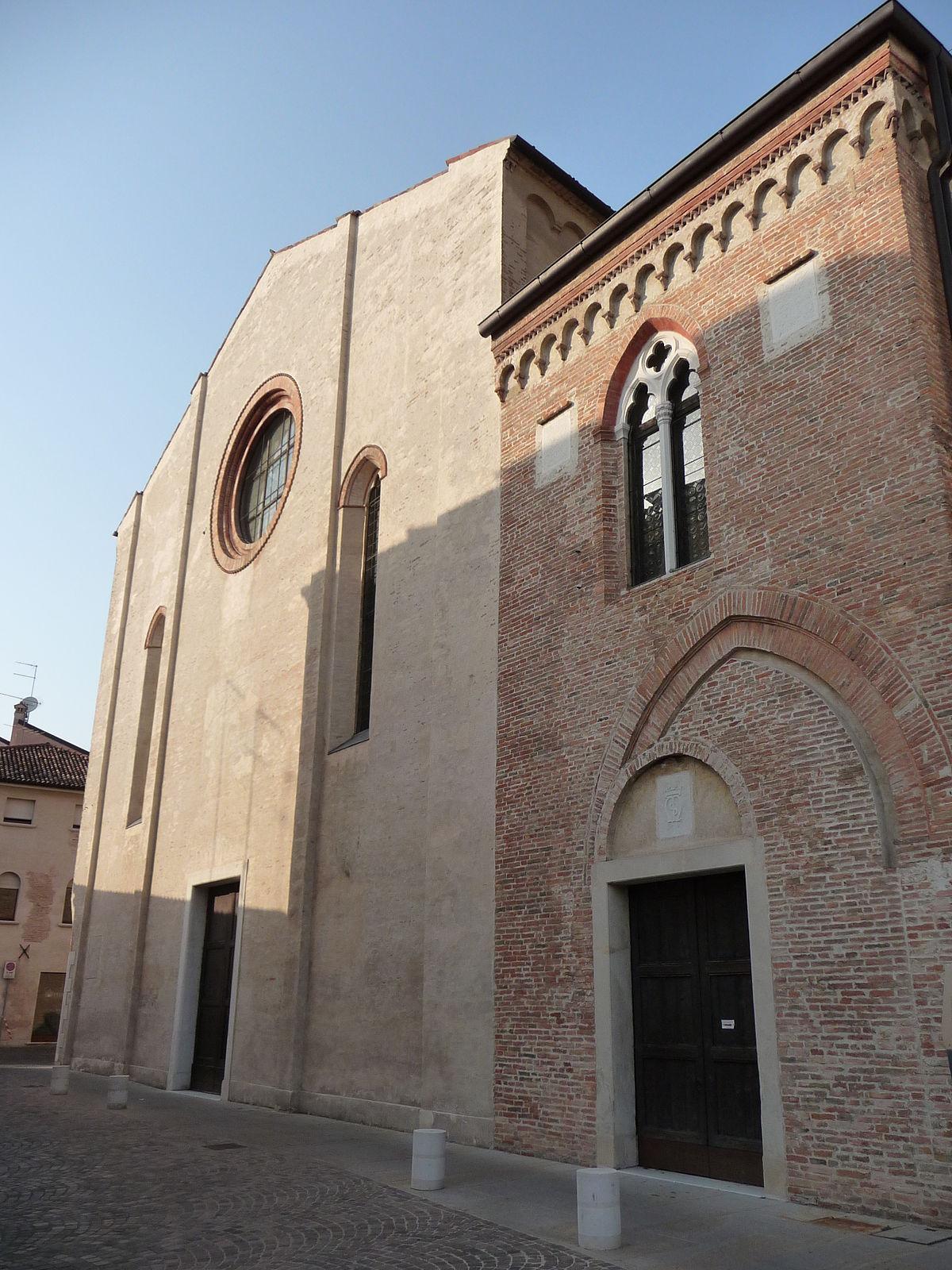 Chiesa Di Santa Caterina Treviso Wikipedia