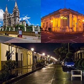 Santa Tecla, El Salvador Place in La Libertad Department, El Salvador