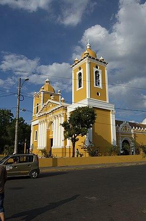 Santa Ana church - Chinandega, Nicaragua.jpg