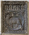 Santa maria novella, stemma dell'arte della lana, agnus dei.jpg