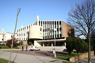University of Cantabria - University of Cantabria: School of Civil Engineering.