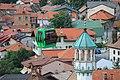 Sarajevo – Cable Car and Minaret.jpg