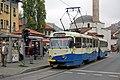 Sarajevo Tram-207 Line-3 2011-10-28 (3).jpg