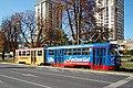 Sarajevo Tram-209 Line-3 2011-10-16 (3).jpg