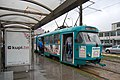 Sarajevo Tram-255 Line-3 2011-10-21.jpg