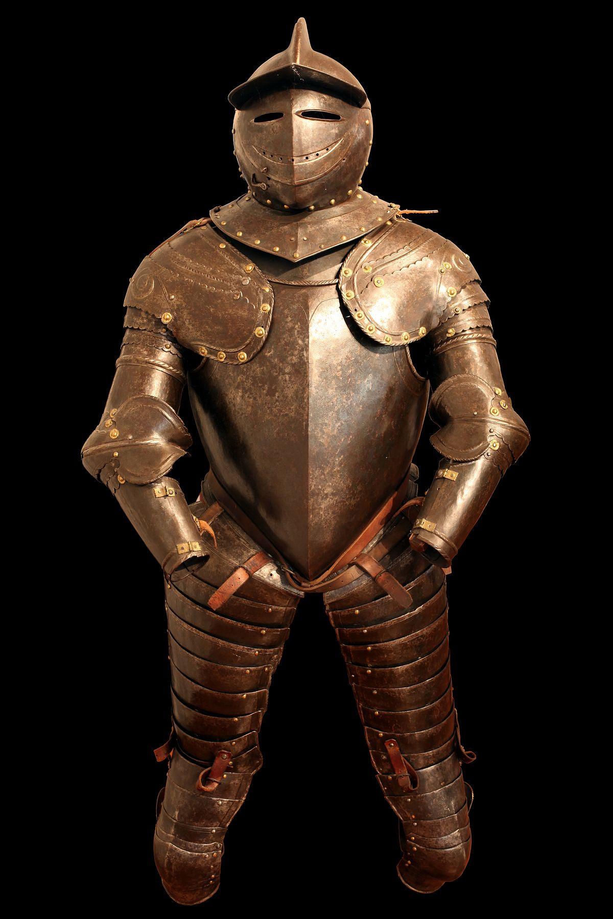 Munition armour wikipedia - Armatura dell immagine del dio ...