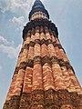 Scaling of the Qutub Minar.jpg
