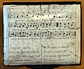 Scatolina in rame smaltalo con righi musicali, francia, xix secolo 01.jpg