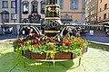 Schaffhausen - Fronwagplatz - Landsknechtbrunnen 2010-05-31 16-18-56.JPG