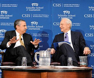 Center for Strategic and International Studies - New York Times Columnist Thomas Friedman and Face the Nation's Bob Schieffer at the CSIS-Schieffer Series Dialogues