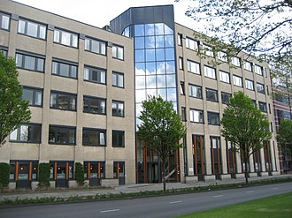 OCLC - OCLC offices in Leiden (the Netherlands)