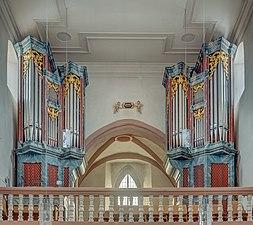 Schlüsselfeld church pipe organ 2110272 HDR.jpg