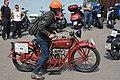 Schleswig-Holstein, Wilster, Zehnte Internationale VFV ADAC Zwei-Tage-Motorrad-Veteranen-Fahrt-Norddeutschland und 33te Int-Windmill-Rally NIK 4114.jpg