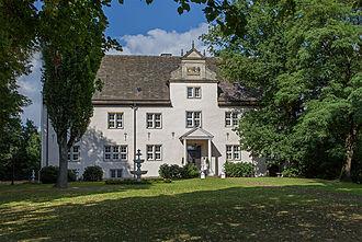 Lippe-Alverdissen - Alverdissen Castle
