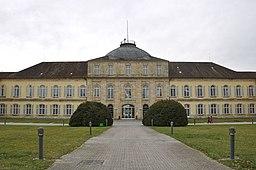 Schloss Hohenheim in Stuttgart
