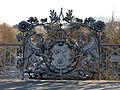 Schnewlinbrücke über die Dreisam und B 31a in Freiburg, Jugendstilgeländer der alten Friedrichsbr. 4.jpg