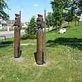 Schon die Römer hatten Eisenberg besiedelt. - panoramio.jpg