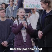 Պատկեր:School Strikers- Dear adults, use your power.webm