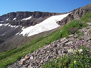 Schoolroom Glacier - Schoolroom Glacier