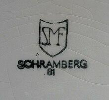 Schramberger Majolika Fabrik Wikipedia