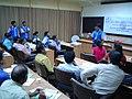 Science Career Ladder Workshop - Indo-US Exchange Programme - Science City - Kolkata 2008-09-17 01409.JPG