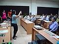 Science Career Ladder Workshop - Indo-US Exchange Programme - Science City - Kolkata 2008-09-17 01425.JPG