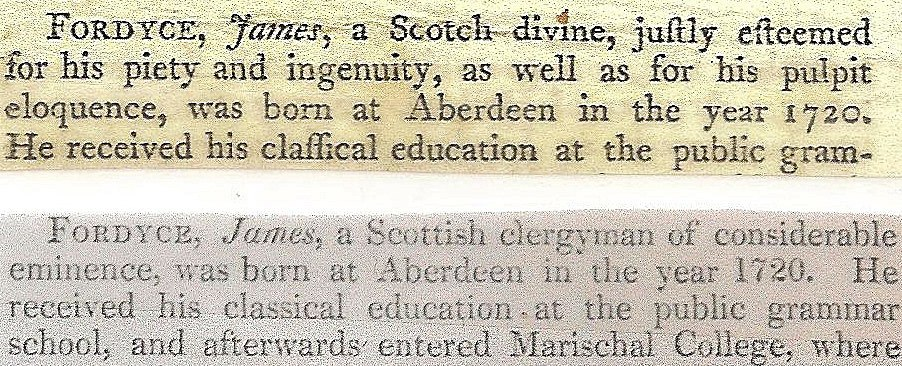 Scotch vs. Scottish