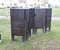 Sculptuur 'Intensieve zorg' door Theo Schreurs, Albert Schweitzerlaan-Rode Kruislaan, Nijmegen (2).jpg