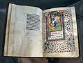 Scuola francese, libro d'ore, aprile (san marco), parigi, 1425-50 ca. 01.JPG