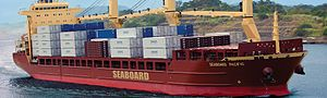 Seaboard Corporation - Seaboard Marine Vessel