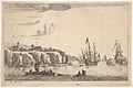 Seaport with Village on a Cliff MET DP825041.jpg