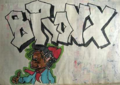Second Culture, Good Vibrations, and Writings on the Wall : Hip-Hop in the GDR as a Case of Afro-Americanophilia Figure 4 : Bronx.png