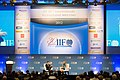 Secretary Geithner at the Institute of International Finance Annual Meeting in Tokyo (8076540879).jpg