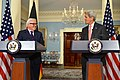 Secretary Kerry and German Foreign Minister Steinmeier Address Reporters in Washington (25292182282).jpg