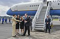Secretary Pompeo Greeted Upon Arrival in Singapore (43817808381).jpg