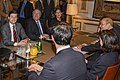 Secretary Pompeo Meets With French Foreign Minister in Paris (45764021412).jpg