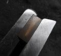 Section de katana, méthode Kobuse - 2016-04-19.jpg