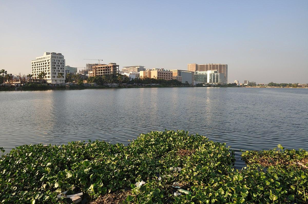 Bidhannagar wikipedia for Salt lake city fishing