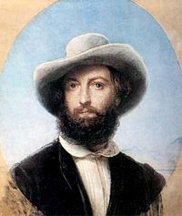 Self-Portrait of Fyodor Moller 1840s.jpg