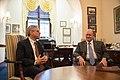 Senator Coons meets with Judge Garland (26202668132).jpg