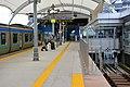 Sendai Airport Station platform 2016-10-09 (30037203683).jpg