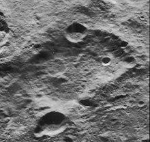 塞内卡陨石坑