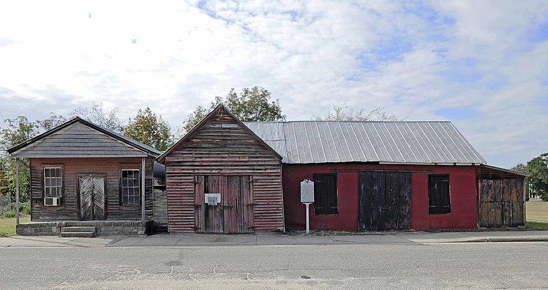 File:Senns Grist Mill Blacksmith Shop.jpg