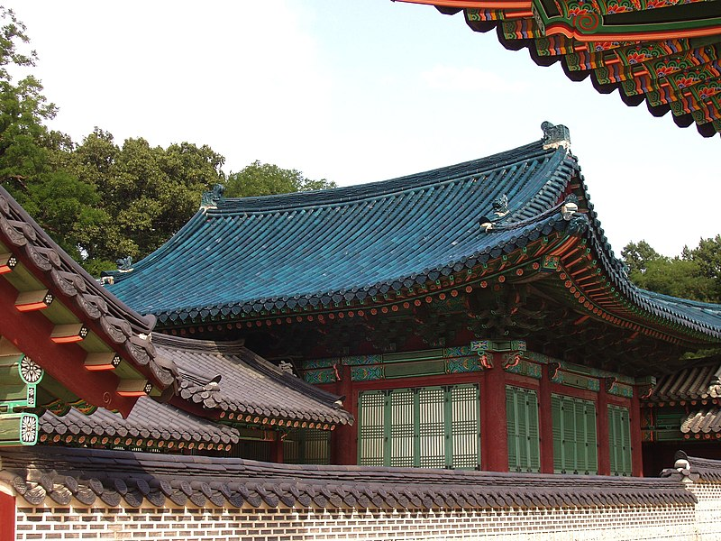 File:Seonjeongjeon, Changdeokgung - Seoul, Korea.JPG