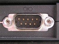 Port série DB-9